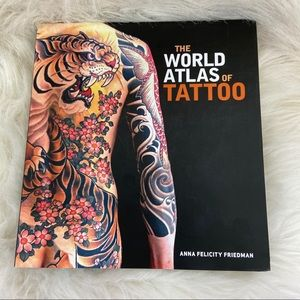 The world atlas of tattoo coffee table book